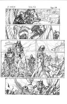 x force page 9