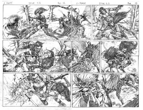 x force 5.1 pages 12 and 13