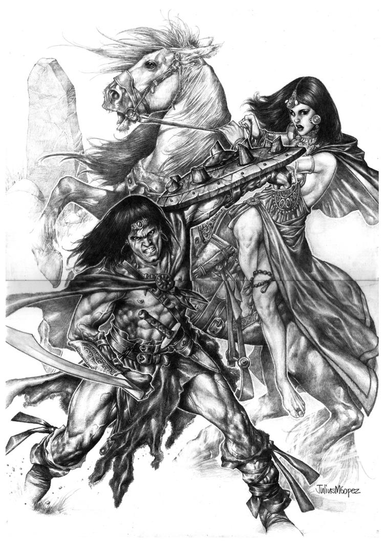 conan the barbarian by acts2028