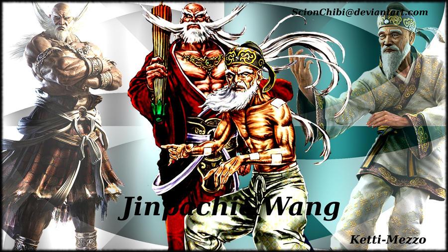 JinpachiandWang by ScionChibi