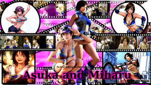 Miharu and Asuka