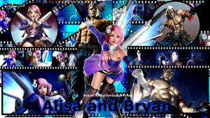 Bryan and Alisa