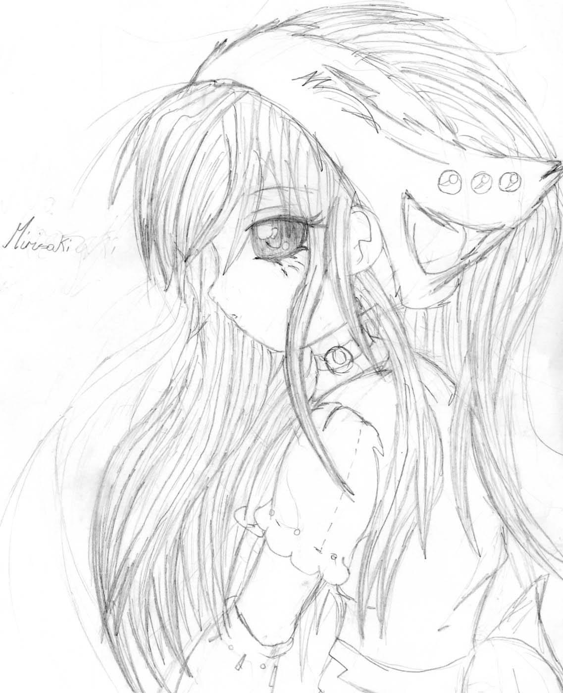 I can 39 t draw anime by pipergirl on deviantart for How to draw good sketches