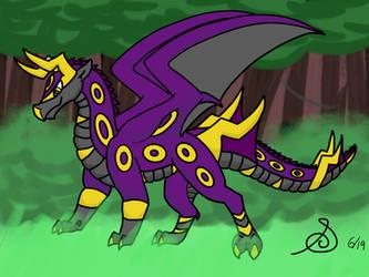 Scolipede dragon