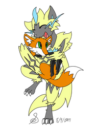 NobleZeraora loves foxes!