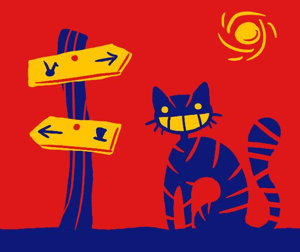 Cheshire Cat - YRB