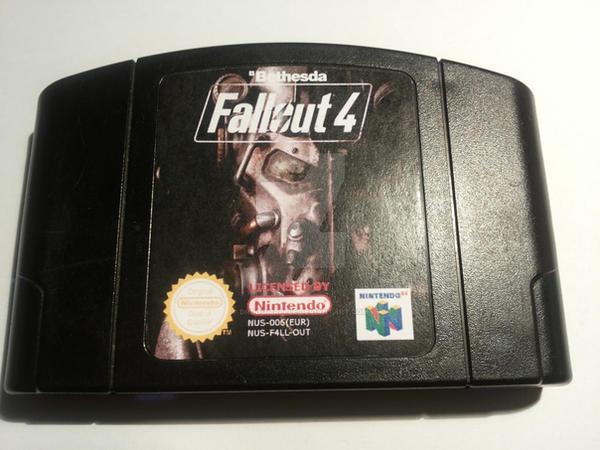 fallout 4 n64