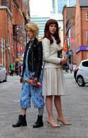 Jillian Holtzmann and Erin Gilbert