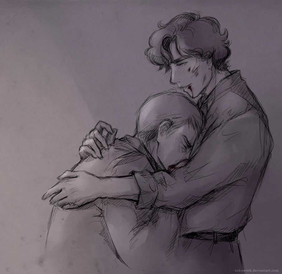 Sherlock - bring him back by NekoWork