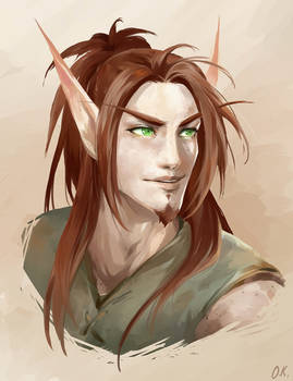 WoW - Marax Portrait