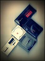 Sega Bundle by DeepBoss
