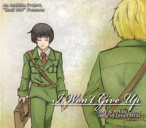 I Won't Give Up by xxcrossmaniac