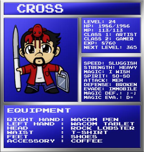 X-Cross's Profile Picture