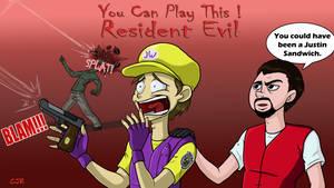 YCPT - Resident Evil by X-Cross