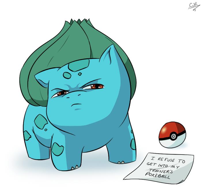 cute pokemon bulbasaur - photo #49