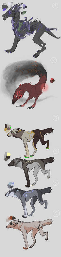 Adoptable characters