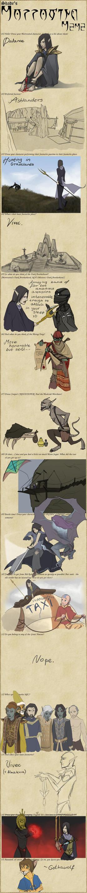 Morrowind meme by Shagan-fury