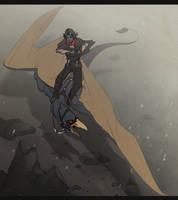 Cliff... racer by Shagan-fury
