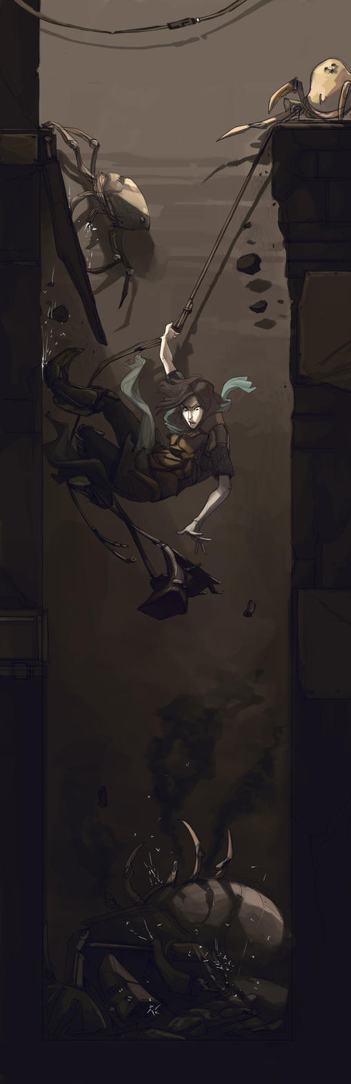 Trapdoor by Shagan-fury