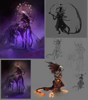 Demons of war by Shagan-fury