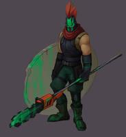 Slayer by Shagan-fury