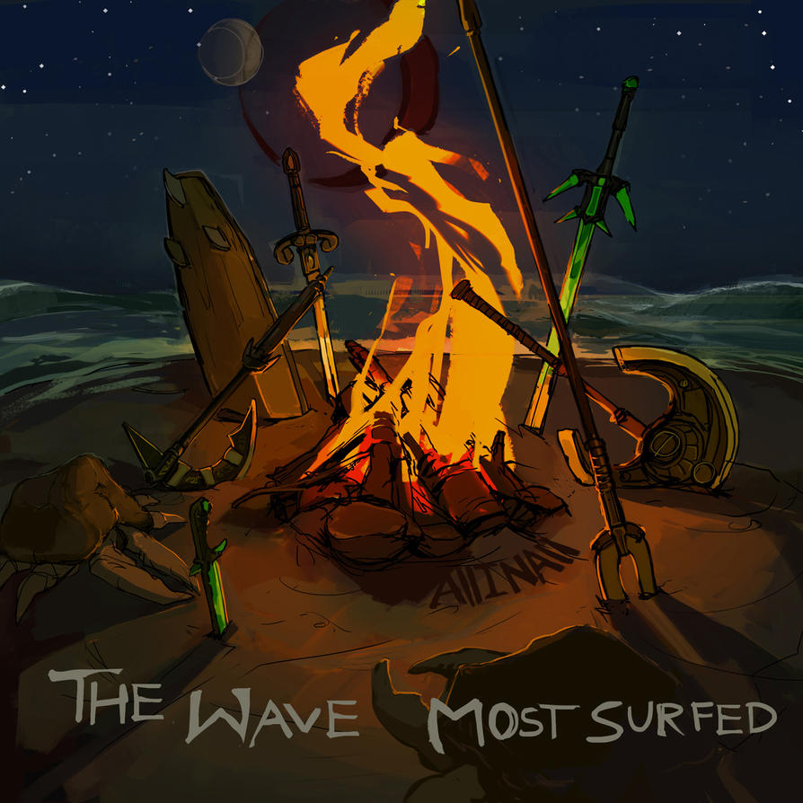 The Wave Most Surfed cover by Shagan-fury