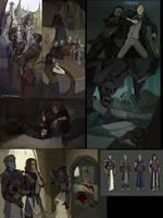 MournholdRP illustrations by Shagan-fury