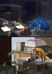 Foxes 5 by Shagan-fury