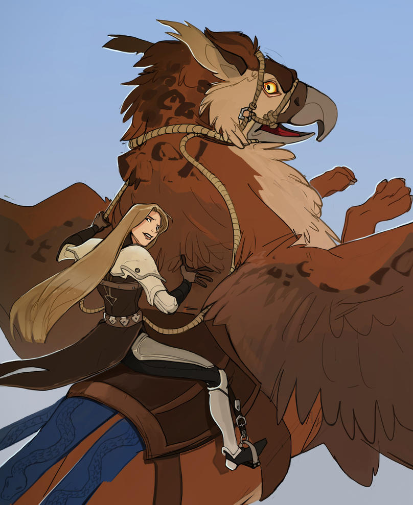 Rider by Shagan-fury