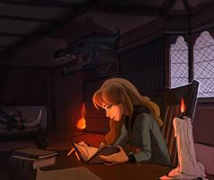 Library by Shagan-fury