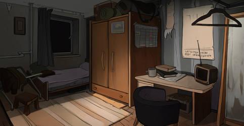 Cozy room by Shagan-fury