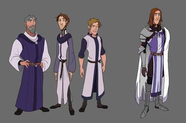 Characters, templars