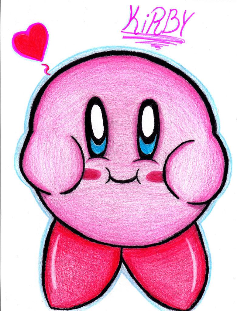 Kirby:Nam!! by RoseBereArtist