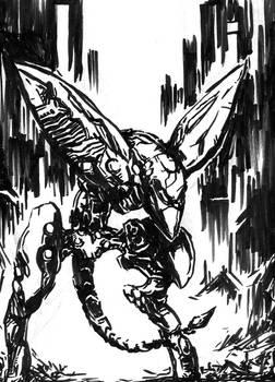 BREAKTHROUGH--Metal Gear Ray
