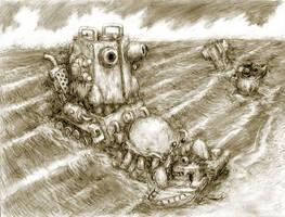 Metal Slug--Huge Hermit