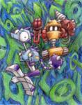 Wierdbot and Treadminer again