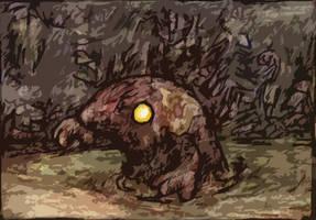 Mutant Mamuta by shadowspark