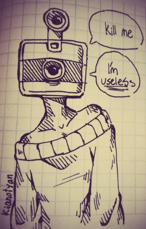 My new Camera boyyy by Kianotyan
