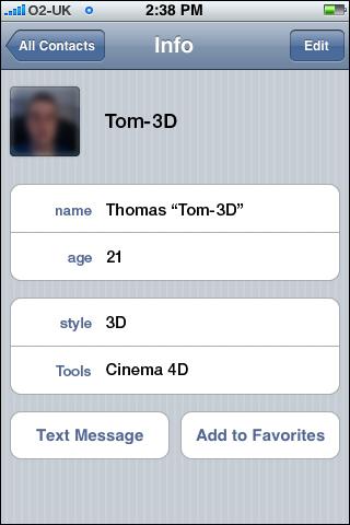Tom-3D's Profile Picture