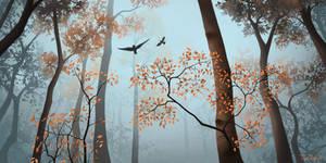 Arts10. Autumn Forest