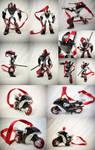 Shinobitron Custom by SomaKun