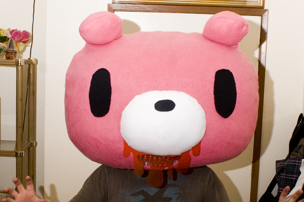 Gloomy Bear costume by SomaKun