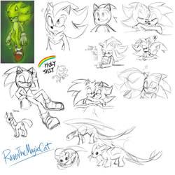 Mess of Doodles
