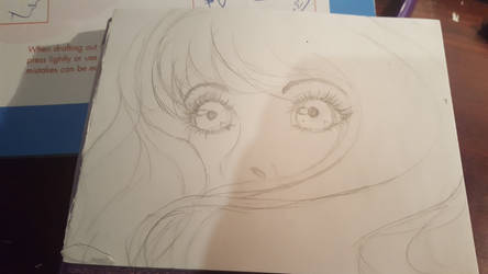 Bright eyes  by AnimeReaperAngel