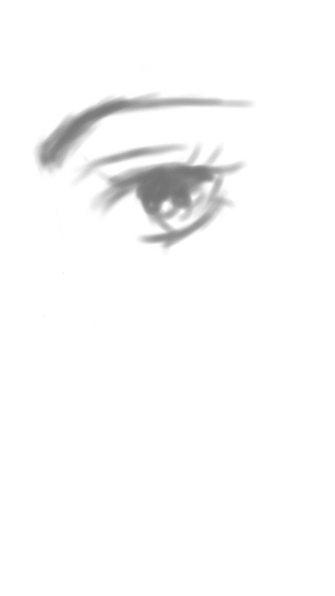 Eye sketch no.2
