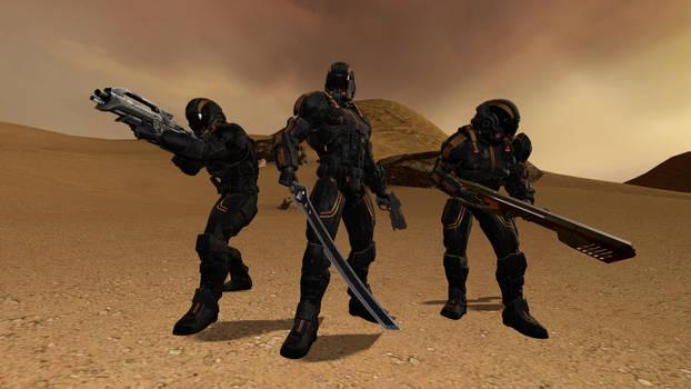 Dune Gmod Project: The Sardaukar