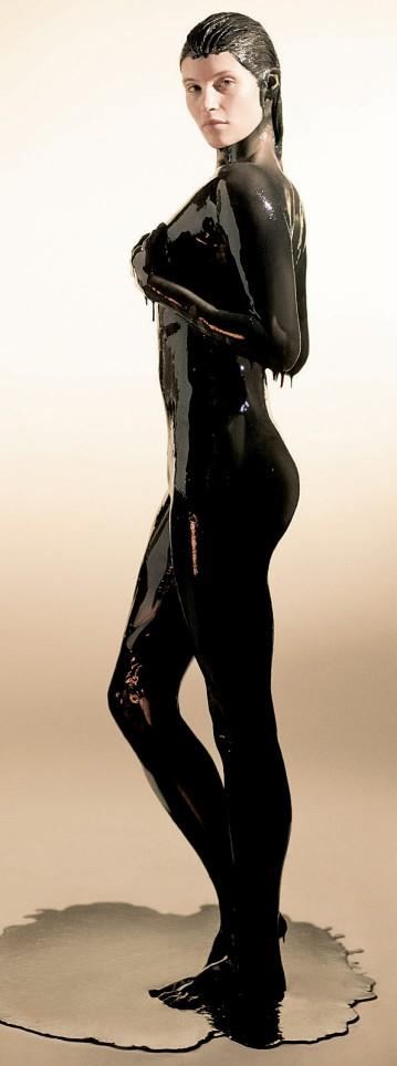 Gemma Arterton by Ostercy