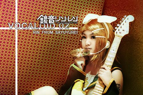Kagamine Rin by sayuyurei