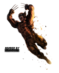 Wolverine Render