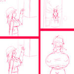 Wrong Cupboard by Ifrit9
